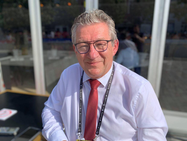 Borgmesteren Dirk de Fauw mener ikke, at der skal prioriteres ændringer på vejen, hvor Chris Anker Sørensen døde.