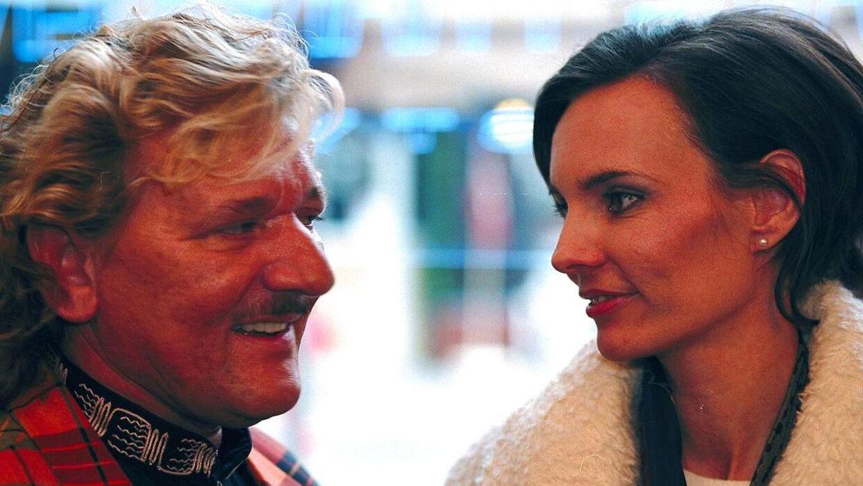 Tage Frandsen og Jannie Spies har været venner siden 1983.