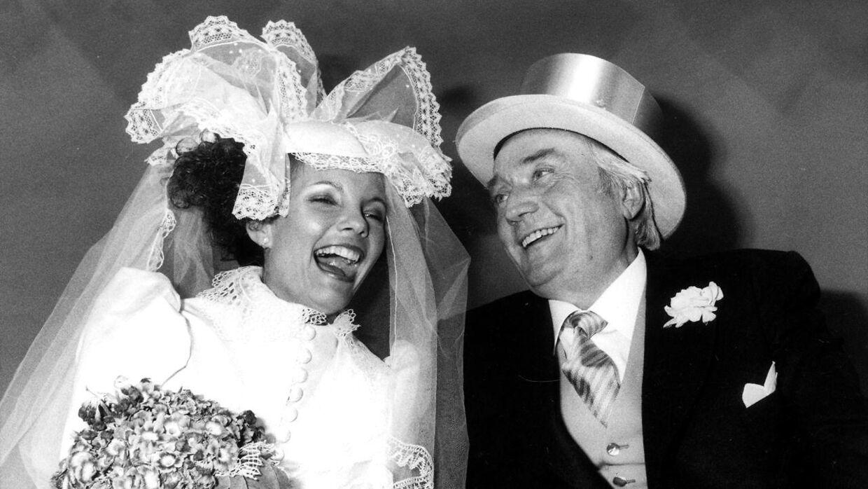 Det var ved brylluppet mellem Jannis Brodersen og Simon Spies, at Tage Frandsen fik sit gennembrud.