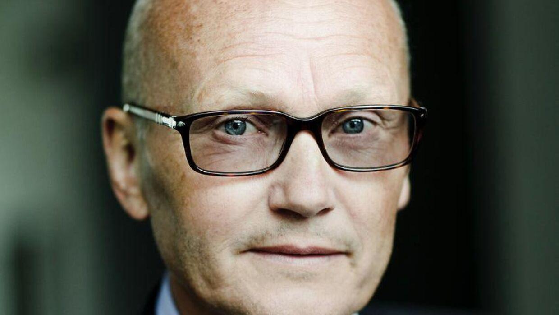 Anders Beyer nåede at være leder af Bergen Festspillene i ni år.