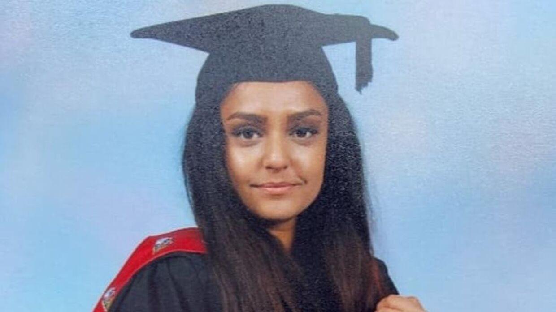 Sabina Nessa blev kun 28 år. Lørdag blev hun fundet dræbt i en park i London.