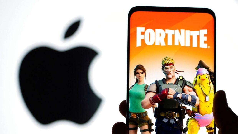 Apple og Epic Games er endt i lidt af en juridisk strid.