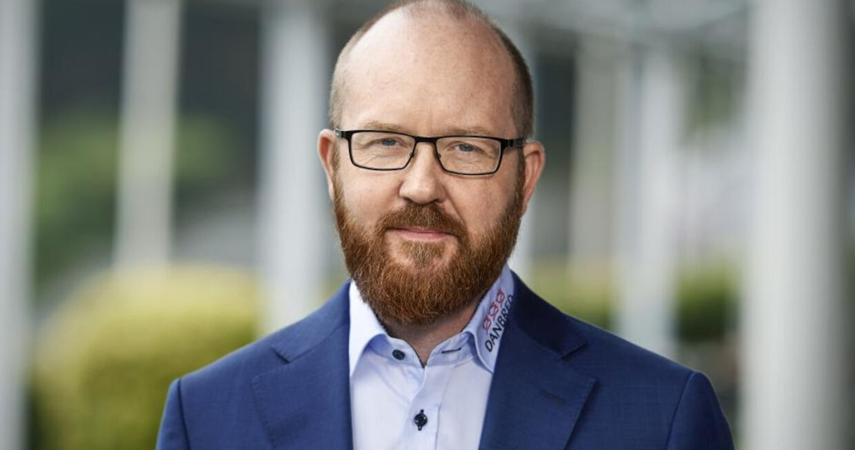 DanBreds administrerende direktør, Thomas Muurmann Henriksen.
