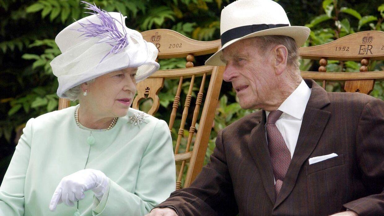 Prins Philip og dronning Elizabeth sad altid sammen og håbede på, at noget ville gå galt ved de store arrangementer.