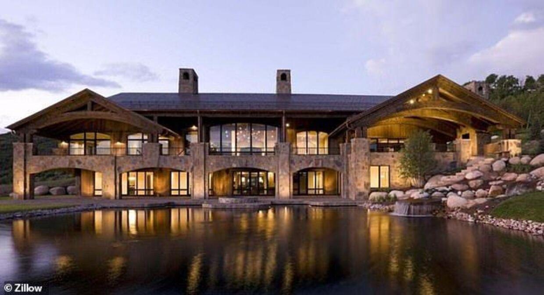Parrets luksus ranch i Aspen i Colorado er blandt de mange ejendomme, som rigmandsparret skal fordele mellem sig.
