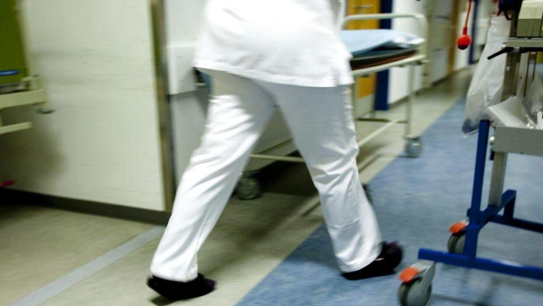 Et sygehus i Norge har begået noget af en brøler. ARKIVFOTO