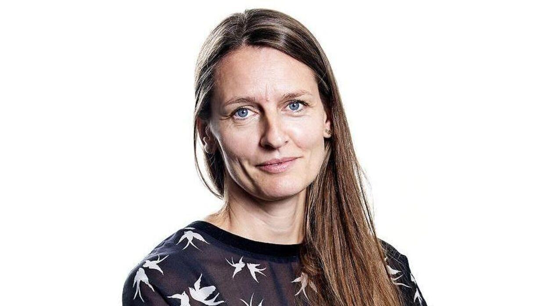 Redaktionschef og journalist Louise Ravn Skovby, B.T. Odense.