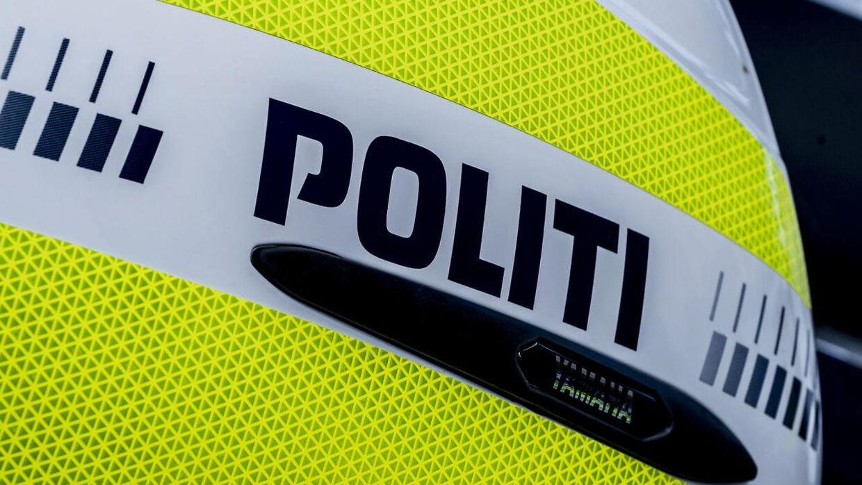 En 35-årig kvinde fra Skjern i Vestjylland stoppede selv to mænd, der var i gang med at stjæle hendes cykel. (Arkivfoto)