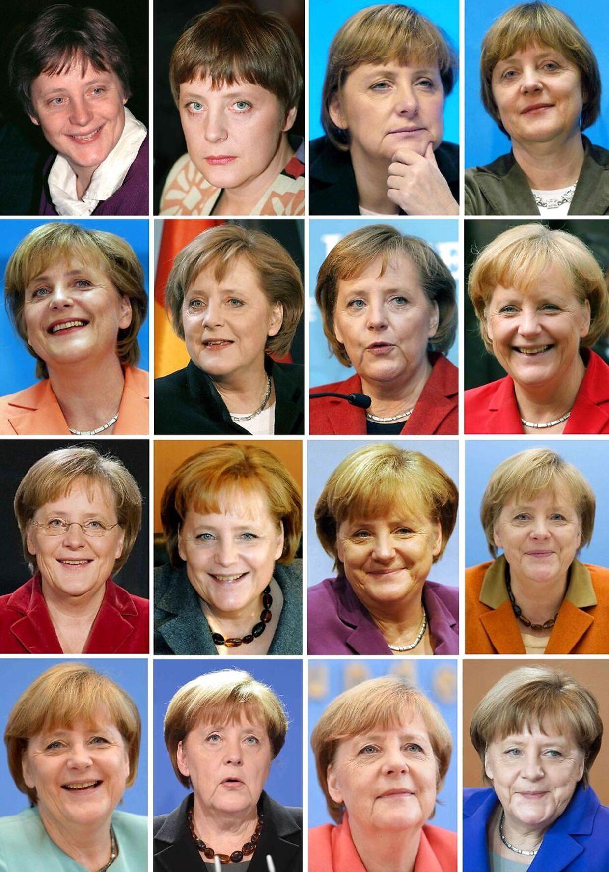 16 år i Europas historie. Merkel siger farvel
