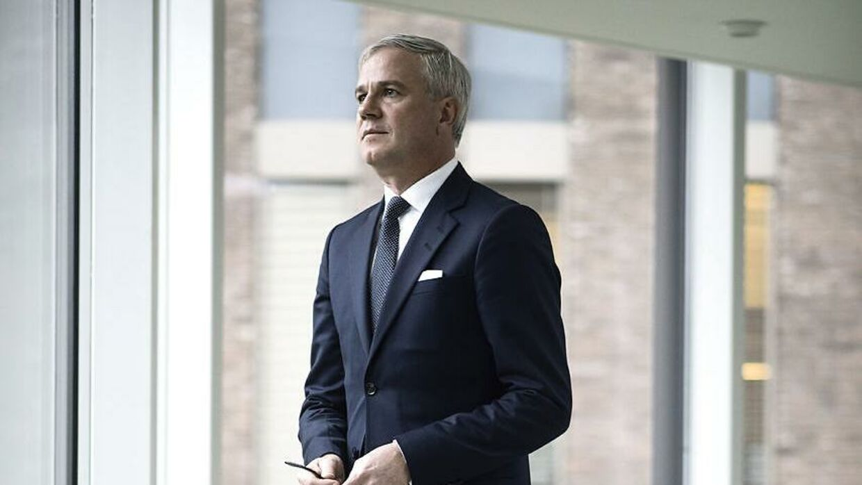 Lars Ellehave-Andersen stopper som bankdirektør i Nordea.