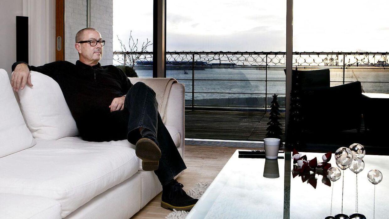 Administrerende direktør Stig Gerlach er utilfreds over en regning fra skat. Arkivfoto.