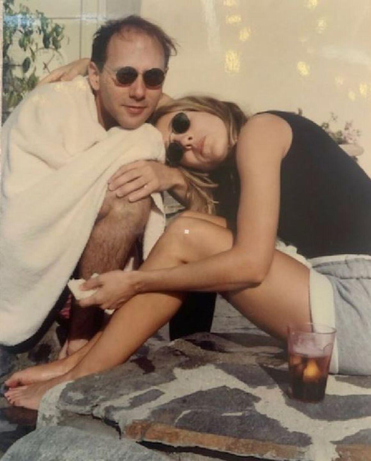 Sarah Jessica Parker og Willie Garson har været venner i mere end 30 år.