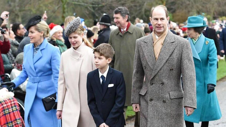 Prins Edward og hans kone, grevinde Sophie af Wessex, er blevet mere populære, efter at både prins Harry og prins Andrew ikke længere kan udføre royale opgaver.