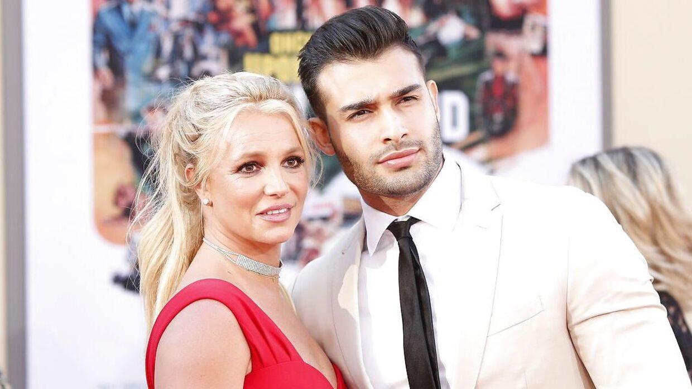 Britney Spears er netop blevet forlovet med sin kæreste Sam Asghari.