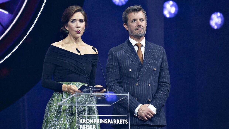 Kronprinsparret uddeler Kronprinsparrets Priser i Vejle Musikteater, lørdag den 24. september 2021.