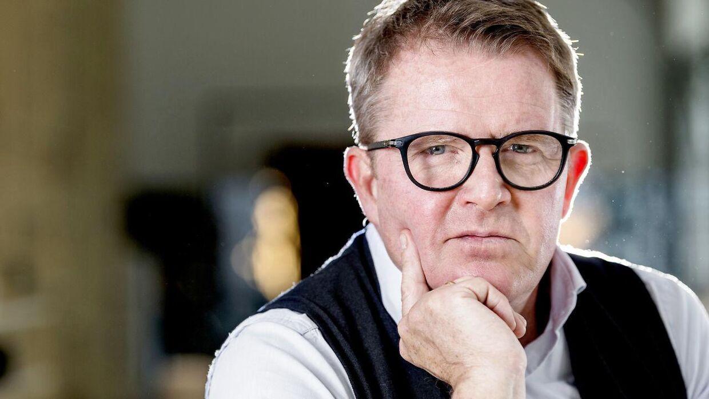 Rolf Sørensen er også med i kommentatorboksen søndag.