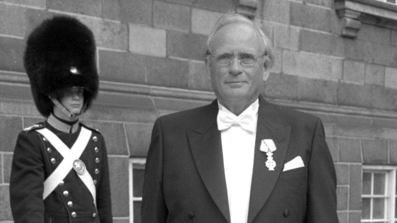Ecco-sko-direktør Karl Toosbuy stiftede det, der skulle blive et dansk livs største successer.