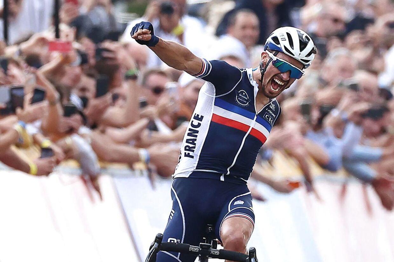 Julian Alaphilippe kørte et vanvittigt flot cykelløb og fortjente sin suveræne sejr.