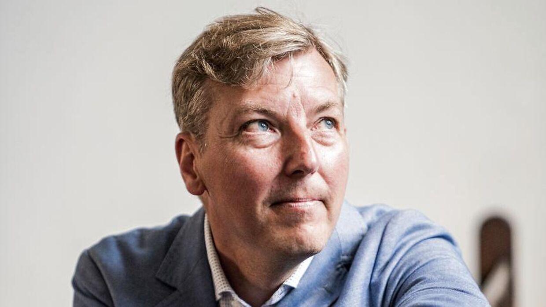 Morten Bangsgaard har været medlem af Det Etiske Råd siden 2017. Han har blandt andet læst teologi på KU.