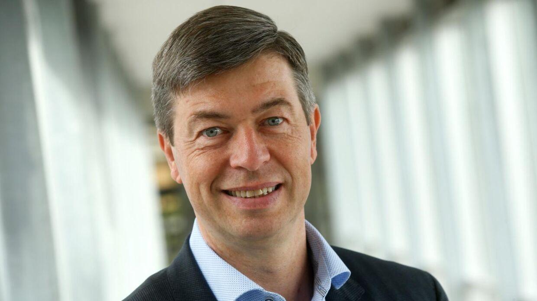 Efter 25 år i OK fratræder Jørgen Wisborg nu sin stilling.