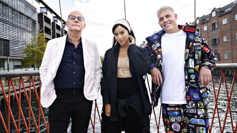 Sangeren Kwamie Liv er den nyeste tilføjelse til 'X Factor'-dommerbordet, og hun får dermed den muntre tjans at sidde i smørhullet mellem Thomas Blachman og Martin Jensen.