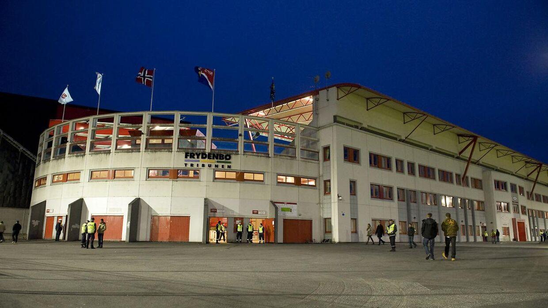 SK Brann stadion i 2009.