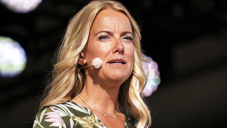 Pernille Vermund er kæmpe fan af Kongehuset, men har det svært med den linje, Kronprinsparret har lagt.