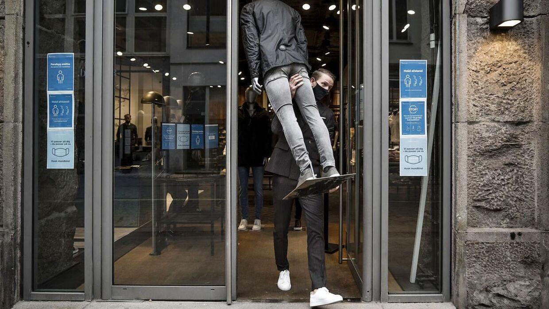 Tøjbutikken Kaufmann er ikke længere på Berlingskes liste Guld1000.