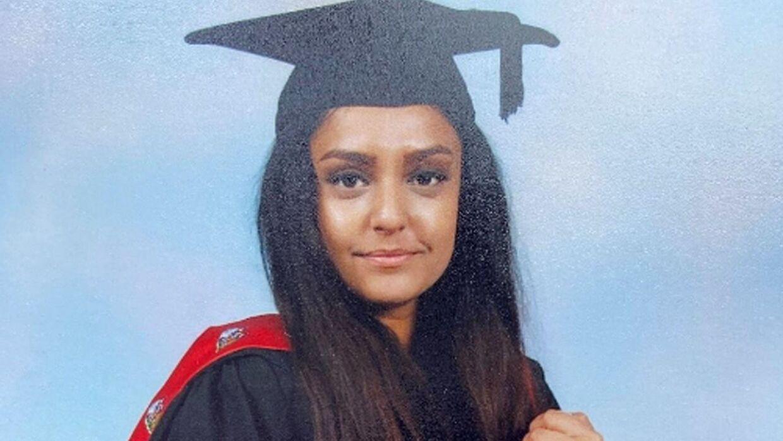 Sabina Nessa fra Kidbrooke i det sydøstlige London blev dræbt i sidste uge.