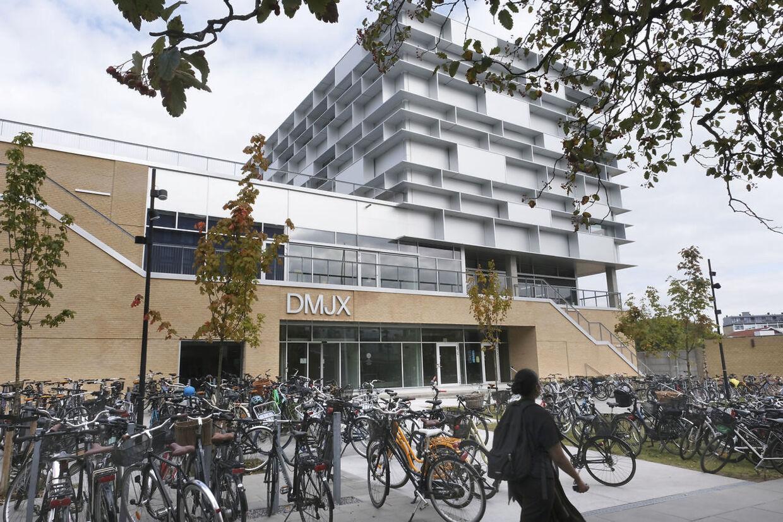 DMJX, Danmarks Medie og Journalisthøjskole, Aarhus N, bygninger
