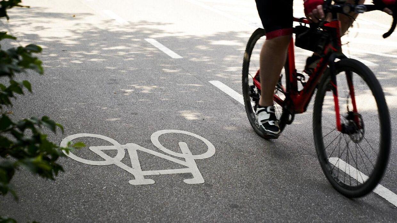Borgerne kan heller ikke se frem til en cykelsti i denne omgang.