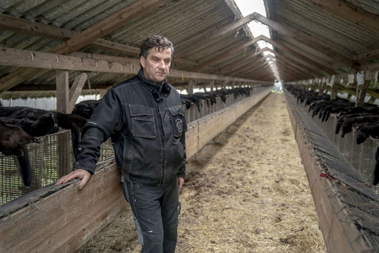 B.T. besøgte Erik Westergaard i 2020, da han var i færd med at aflive sine mink. Han mener, at regeringen har snydt minkavlerne.