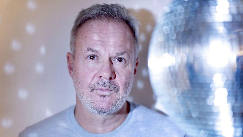 Dan Rachlin har været musikformidler i mange år. I dag arbejder han som dj og som radiovært på P5-programmet 'Hit på hit'.