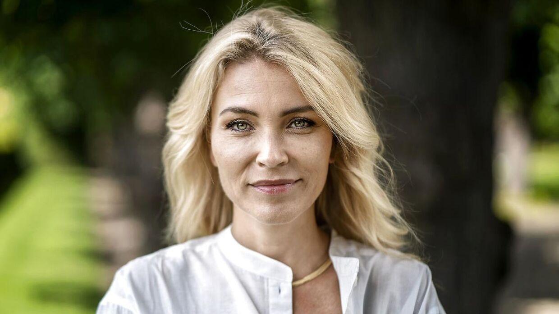 48-årige Eva Harlou.