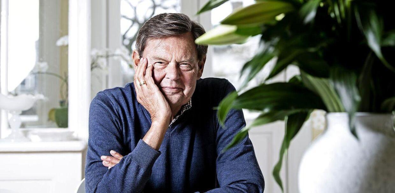 Skuespiller og komiker Ulf Pilgaard.
