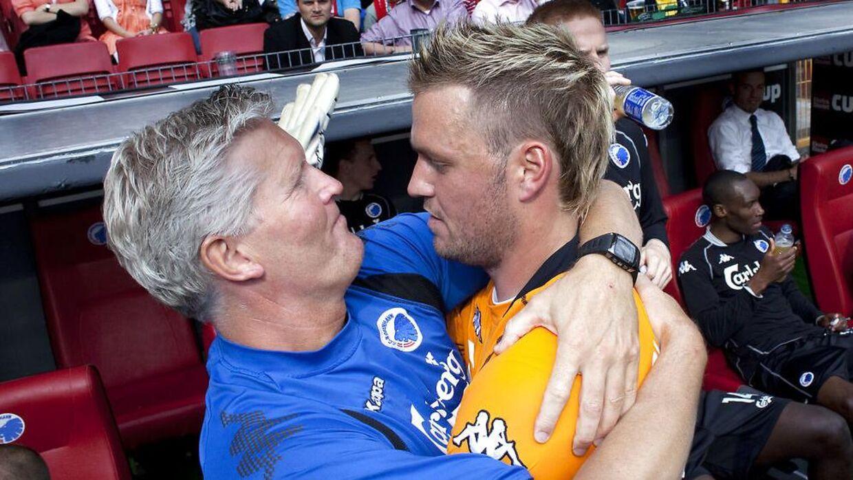 Per Wind betragtes som en legende i FC København for sit arbejde i kulissen.