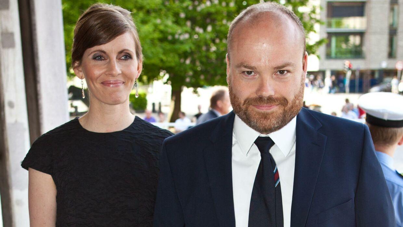 Arkivfoto: Anders Holch Povlsen med sin kone, Anne Holch Povlsen.