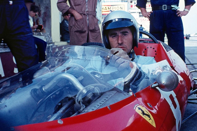 Ferraris andenkører' Lorenzo Bandini' sørgede effektivt for' at John Surtees blev verdensmester i 1964.