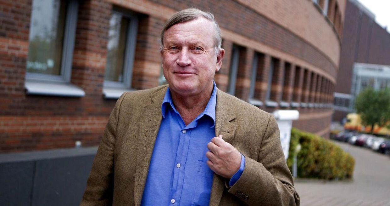 Den nu afdøde og tidligere Farum-borgmester Peter Brixtofte.