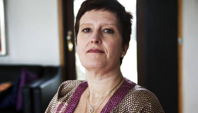 Læge og corona-skeptiker Vibeke Manniche.