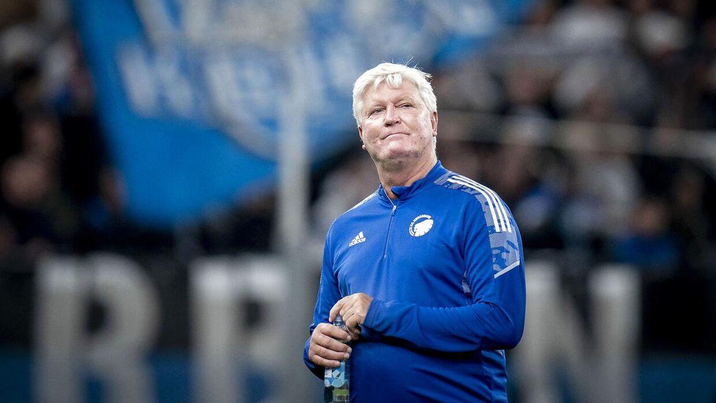 66-årige Per Wind er færdig i klubben til sommer.