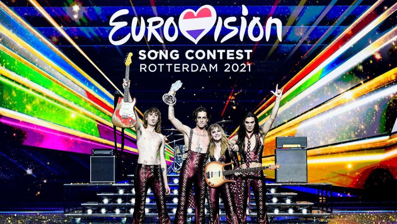 Maneskin vandt Eurovision sidste år.