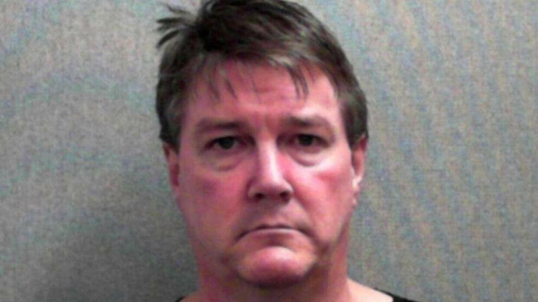 53-årige David Staveley har fået en fængselsdom på 56 måneder for coronasvindel. Foto: Wayland Police Department