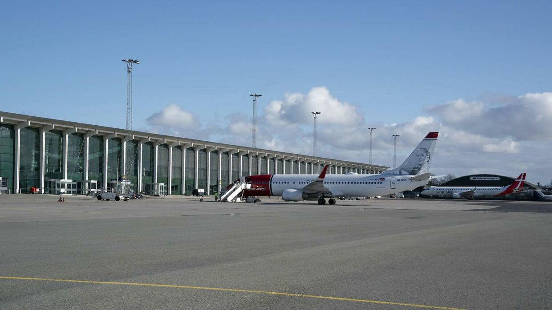 Aalborg Lufthavn.