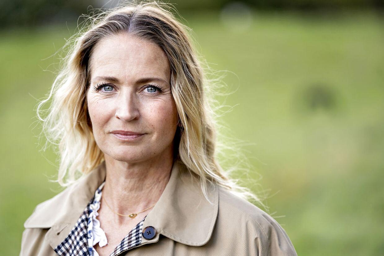 I sin nye bog 'Datteren' afslører Annette Heick, at hun som ung var kæreste med Jens Gaardbo.