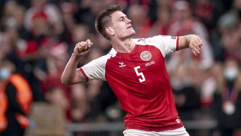 Joakim Mæhle scorede tirsdagens sejrsmål.
