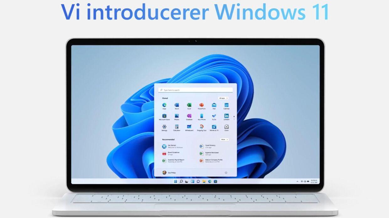 Windows 11 er netop blevet tilgængeligt 5. oktober.