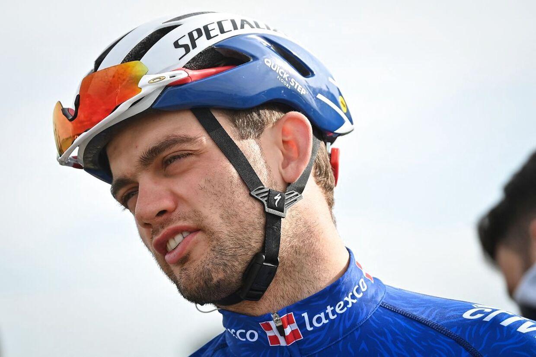 Kasper Asgreen håber på at kunne køre sig i den gule trøje ved Tour de France-starten i Danmark.