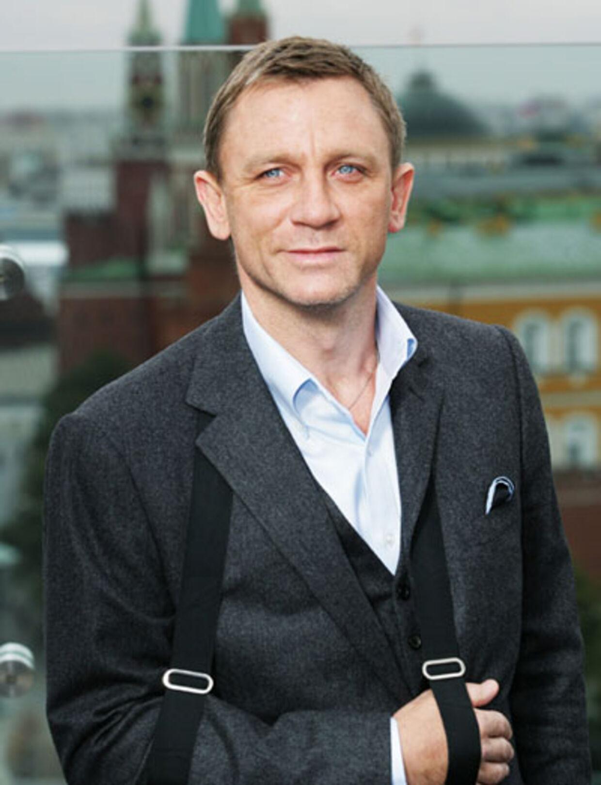 - Jeg savner virkelig Mads, siger Daniel Craig.