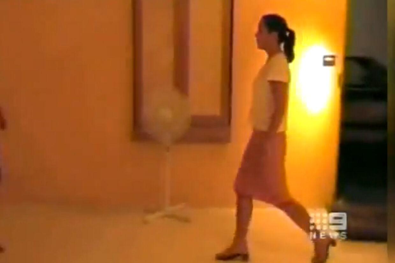Sådan så det ud, at Mary i 2000 var på prinsessevideo. Her ses et grab fra videoen.